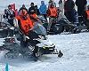 Чемпионат НСО по снегоходному кантри-кроссу «Снега Ордынки – 2017»