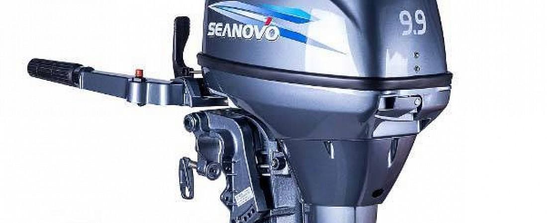 Новые модели моторов SEANOVO