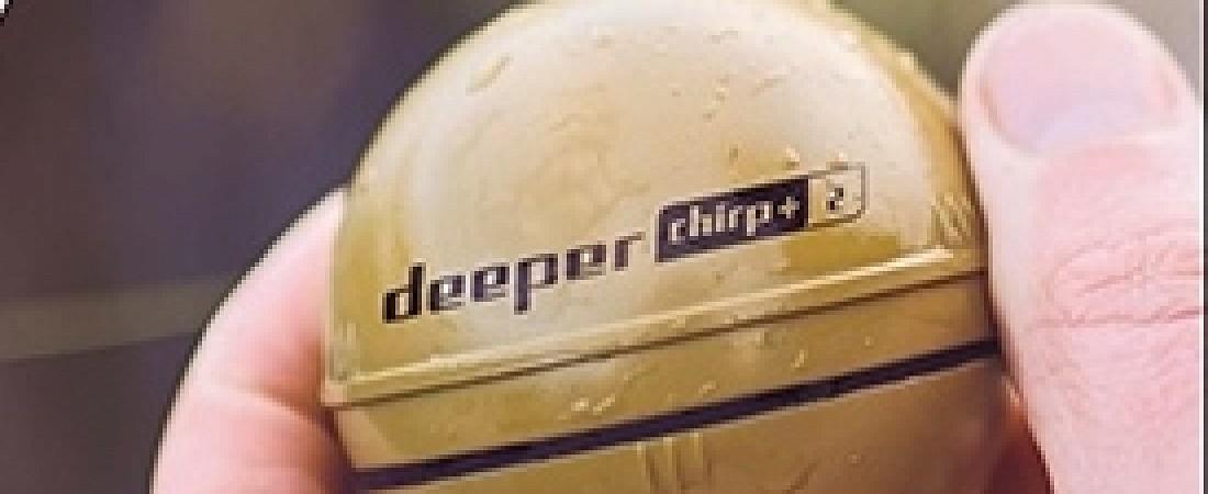 Deeper CHIRP+ 2: новинка для максимально комфортной рыбалки!