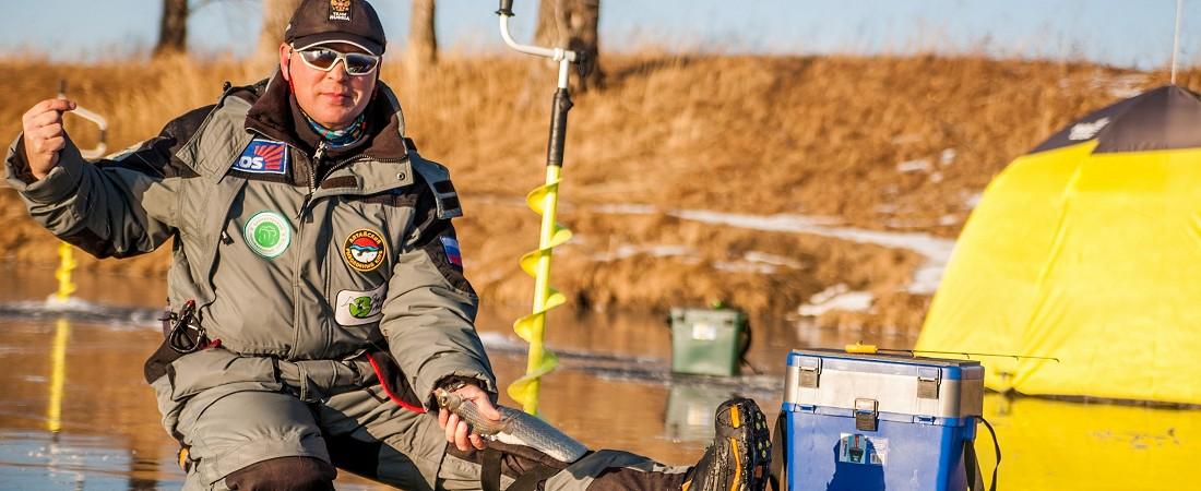 Зимняя рыбалка с удовольствием – новинки от ГК «ТОНАР»