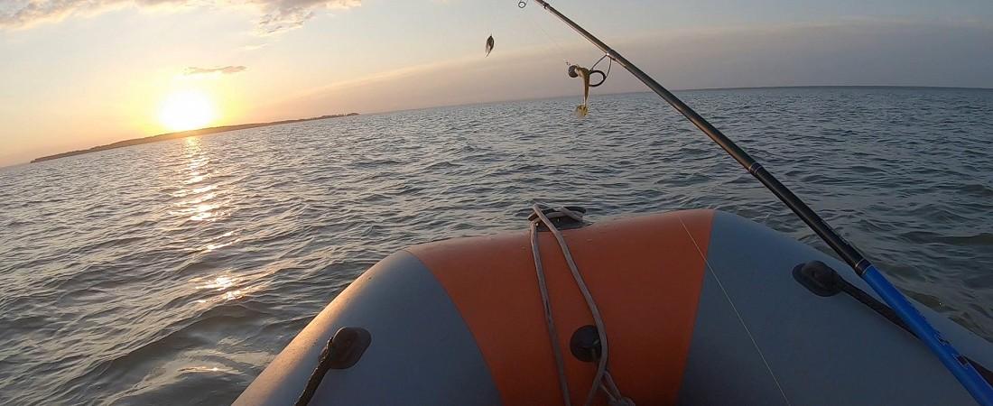 Рыбалка с Навигатором. Мастер-класс по ловле на джиг с мухой!