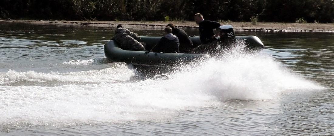 Сверхпроходимые лодки с тоннелям для мелководья