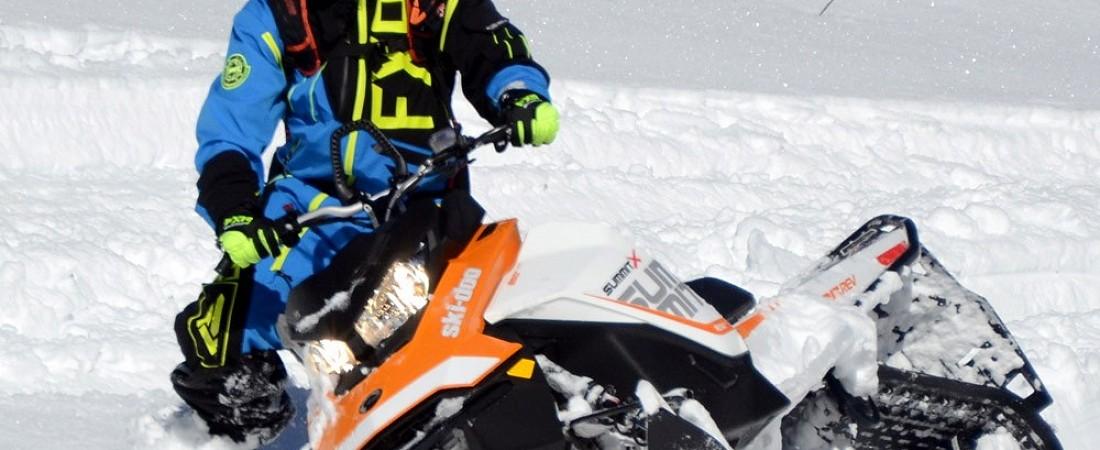 Как выбрать снегоходный комбинезон?