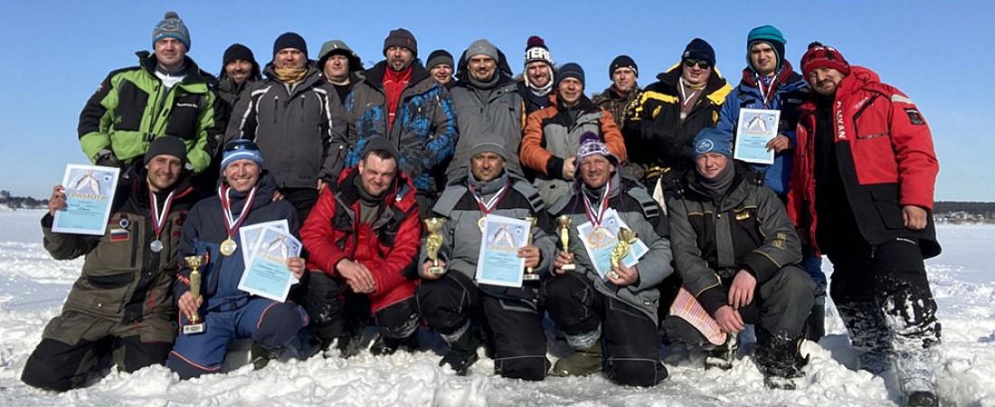 Чемпионат Новосибирской области по ловле на блесну. Отчет