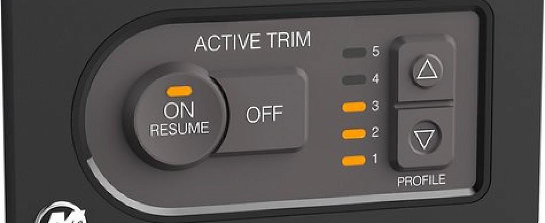 Active Trim – первая и единственная система уравновешивания на основе GPS