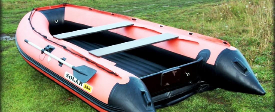 Лодки SOLAR – только положительные эмоции!