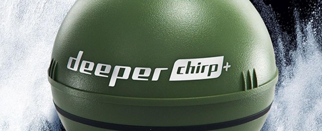 Набор DEEPER CHIRP+: идеально для зимней рыбалки