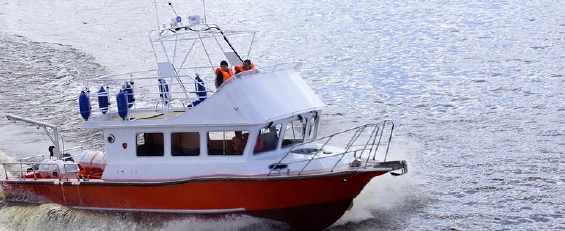 Настоящие лодки для Крайнего Севера