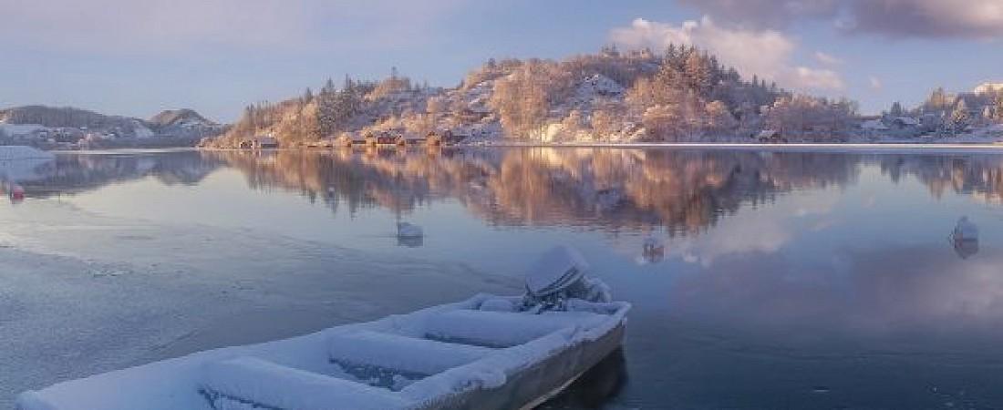 Готовим лодку к зиме