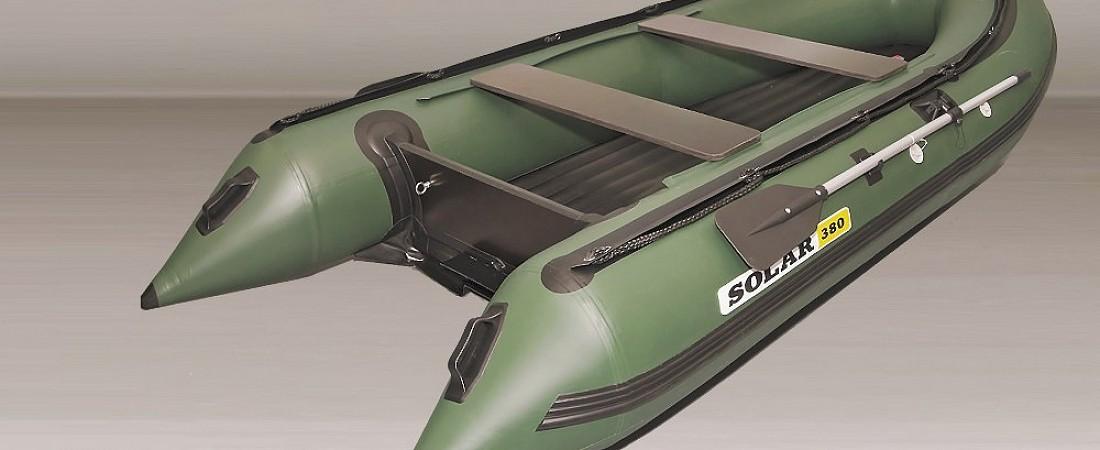 Лодки SOLAR – только лучшее!