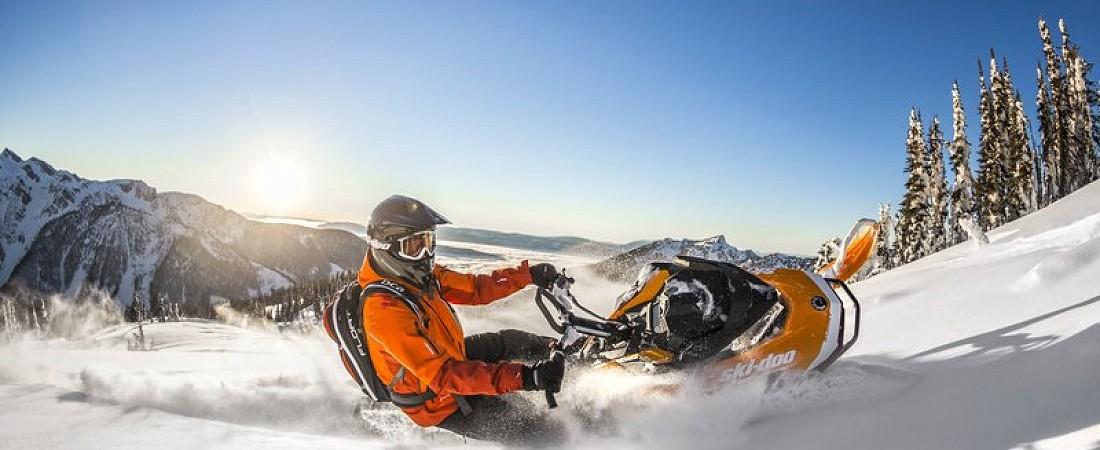 Ski-Doo Summit  G4 – Возьми новую высоту!