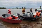 Кубок Новосибирской области по ловле спиннингом с лодок. Анонс