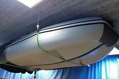 Зимнее хранение ПВХ лодки. Простые правила
