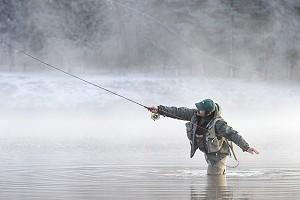 Переходящий кубок CRAZY FLY FISHING