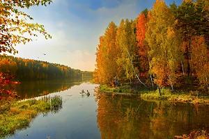Календарь рыболова на сентябрь