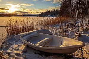 Как правильно законсервировать лодочный мотор на зиму?