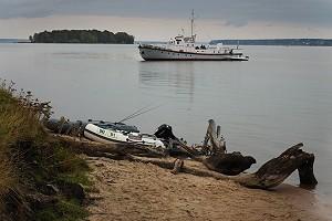 Новосибирское водохранилище на пороге катастрофы