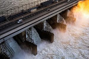 """Плотина ГЭС и нерест. Воду """"выключили"""" - икра осталось сохнуть! Почему так происходит?"""
