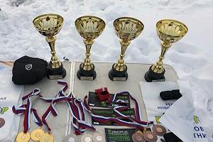 Кубок Новосибирской области по ловле на мормышку со льда