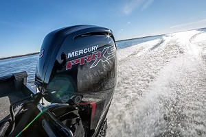 Обзор двигателя Mercury 115 Pro XS