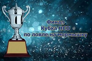Финал Кубка НСО по ловле на мормышку