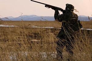 Открытие весенней охоты в Новосибирской области 2016