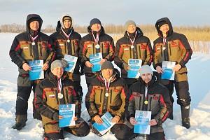 Чемпионат г. Новосибирска по ловле на мормышку-2017