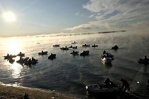 Чемпионат Новосибирской области по ловле спиннингом с лодок