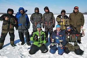 Открытые соревнования по ловле на блесну в НСО. Отчет