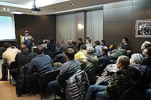Семинар А. Шанина в г.Новосибирске