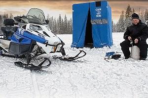 Какой снегоход выбрать для рыбака и охотника?