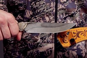 Обзор ножей «Русский Витязь»