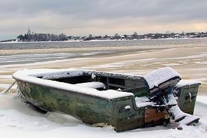 Консервация лодочного мотора. Советы эксперта