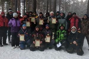 Отчет. Соревнования по ловле на блесну со льда