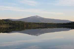 Озеро Убинское