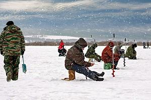 Календарь рыболова январь 2020